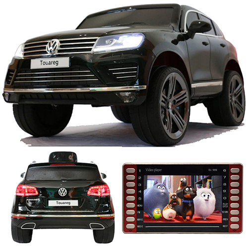 vw touareg tablet bluetooth kinderauto kinderfahrzeug. Black Bedroom Furniture Sets. Home Design Ideas
