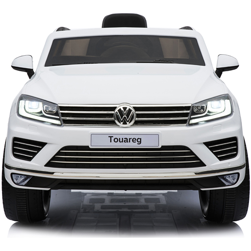 vw touareg mit tablet weiss. Black Bedroom Furniture Sets. Home Design Ideas