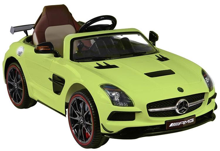 Mercedes Benz Sls Amg Sx128 Green