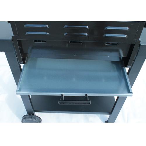 edelstahl grillwagen grill gasgrill 3 brenner standgrill edelstahl bbq 10 5kw ebay. Black Bedroom Furniture Sets. Home Design Ideas